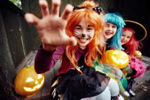 This Halloween, Say No to Non-Prescription Contact Lenses